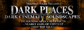 Dark Places : Dark Cinematic Soundscapes