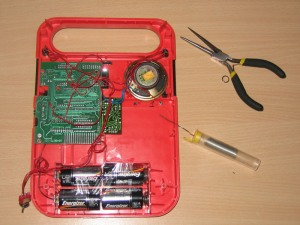 The Art Of Circuit Bending