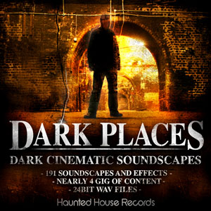 Dark Places : Dark Cinematic Soundscapes, Dark Places : Dark Cinematic Soundscapes | Drone | Lustmord | Noise-Ambient | dark ambient | horror music | dark textures | scary horror music | evil music ambient | dark thriller music | evil textures | sci-fi sound effects | horror movie music
