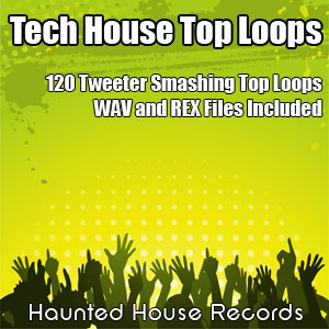 Tech House Top Loops, Free Loops, Free Sounds Library, Royalty Free Sounds, Free Sound Effects
