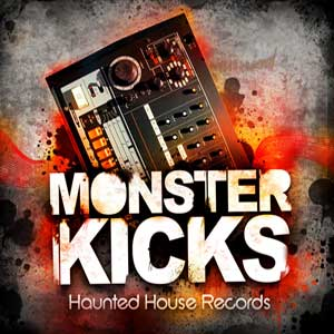 Monster Kicks : Deep Bass Kick Drums | Crispy Kicks | Drum