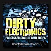 Dirty Electronics : Experimental Circuit Bending Loop Library, Radio Frequency, Circuit Bending, Furby, Circuit Bent, Speak & Spell, Sound Effects, Download Sound Effects, Royalty Free Sounds